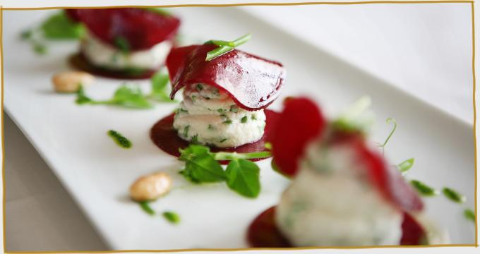 St. Tola with Beetroot